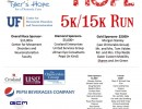 Join us for the 2nd Annual Season of Hope 5k/15k run December 10th
