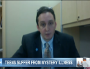 Dr. Okun on CNN Speaking for the Tourette Syndrome Association Medical Advisory Board