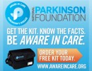 """Aware in Care"" kits aim to improve hospital stays for Parkinson patients"