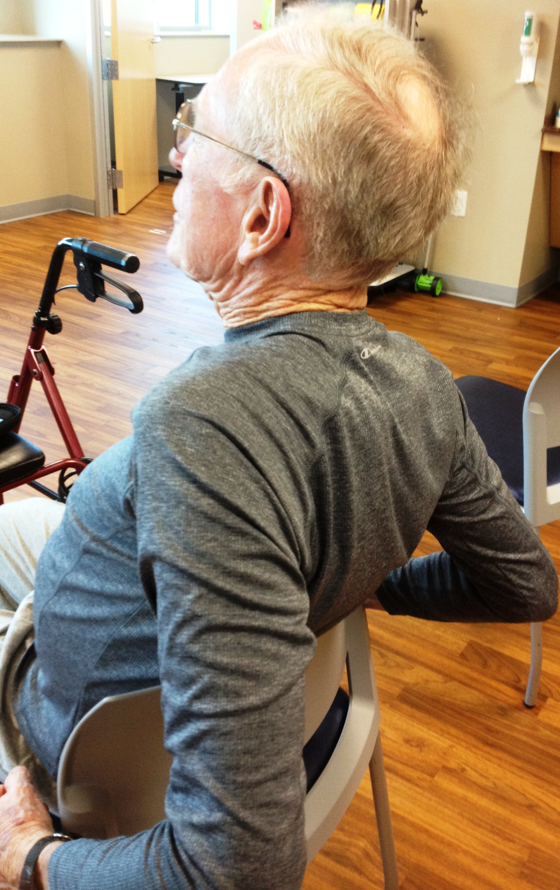 Physical Therapy Tips For Posture Improvement In Parkinson
