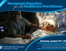 """""""Movement Disorders for the Healthcare Practitioner"""" coming August 24 for clinicians & therapists"""
