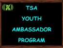 TA youth ambassador