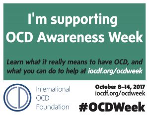 I'm supporting OCD