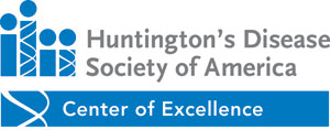 Huntington Disease Center of Excellence Logo