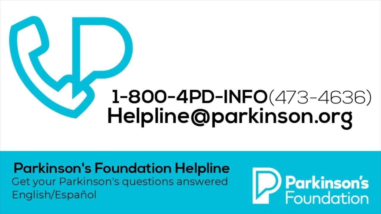 PD helpline