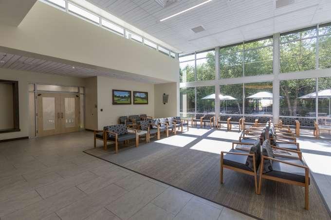 Photo of Fixel Institute Waiting Room
